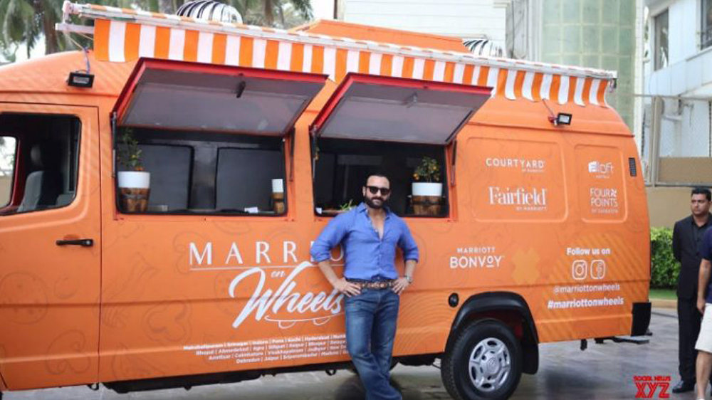 Marriott Launches Its First ever Food Truck – Marriott on Wheels