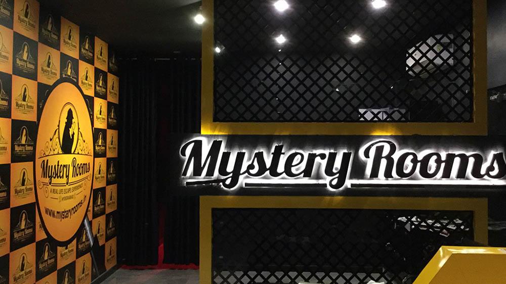 Mystery Rooms brings Masquerade to Hyderabad's Gachibowli