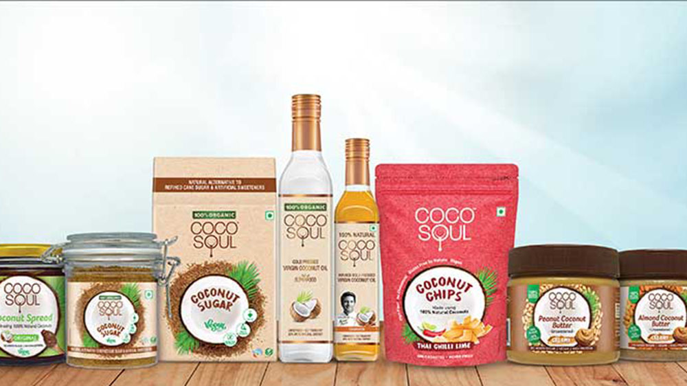 Marico brings vegan gourmet products range under 'Coco Soul'