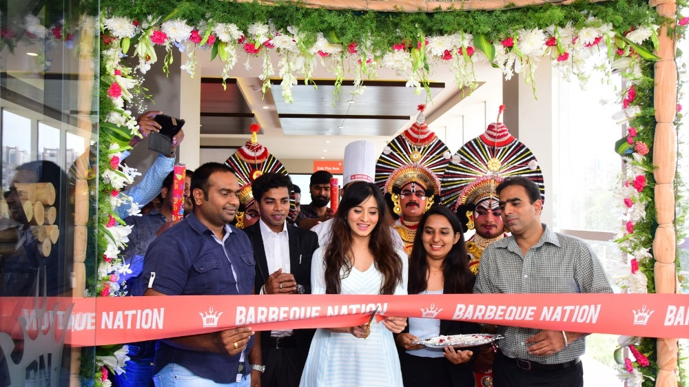 Image result for latest images of Bangalore gets its 12th Barbeque Nation outlet at Sarjapur Road