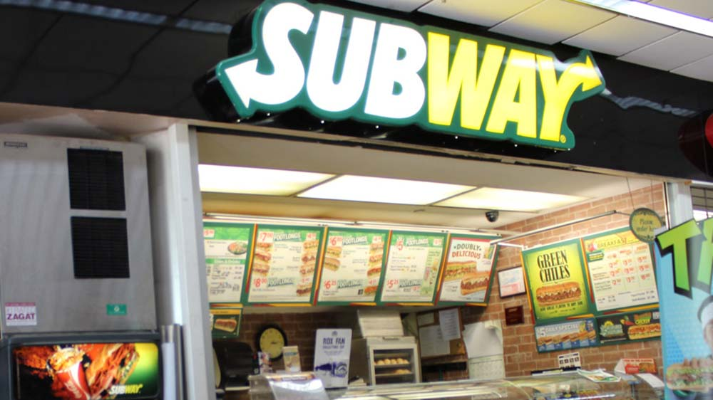 Subway strikes deal with Uber Eats In New Zealand to offer delivery