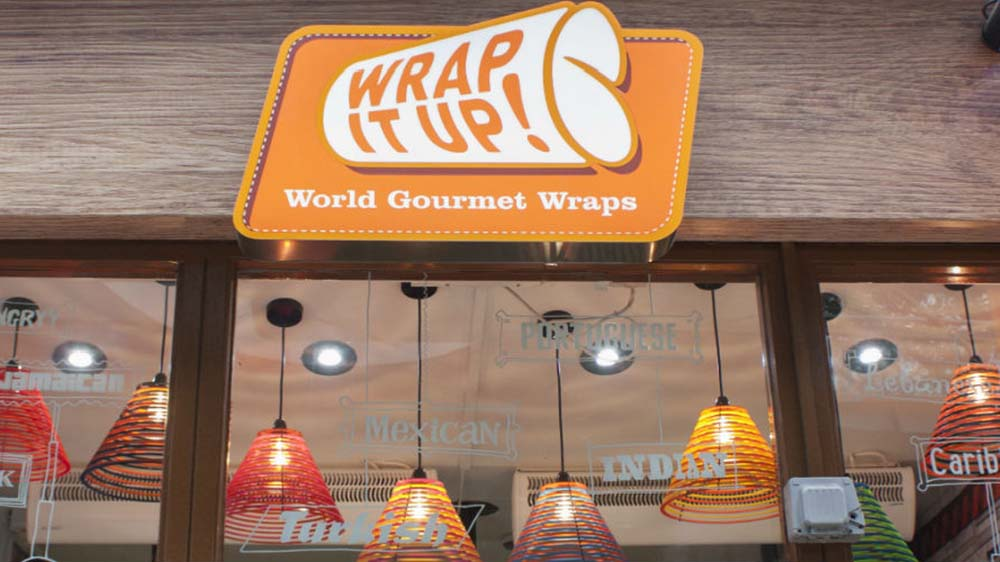 UK-based Wrap it Up! opens 1st outlet in India at Gurugram