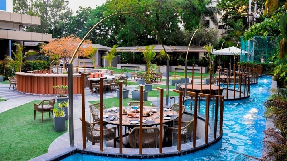 Indore Marriott Hotel to Launch 54 Praangan, An Open-Air Restaurant