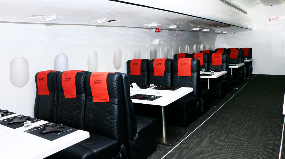 Clearing all legal checks Ludhiana gets its first airplane restaurant