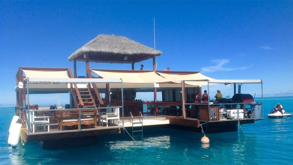 Ambazari Lake to get floating restaurant