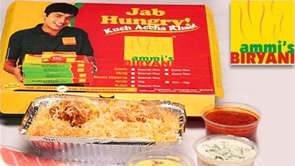 Ammi's Biryani now in Chennai