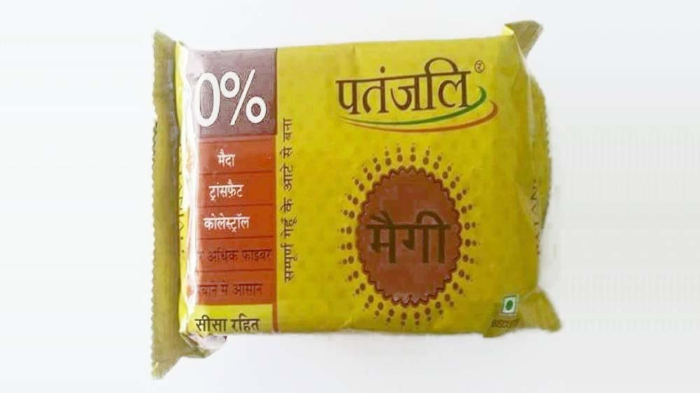 Baba Ramdev\'s Patanjali atta noodles again in a controversy, worms found