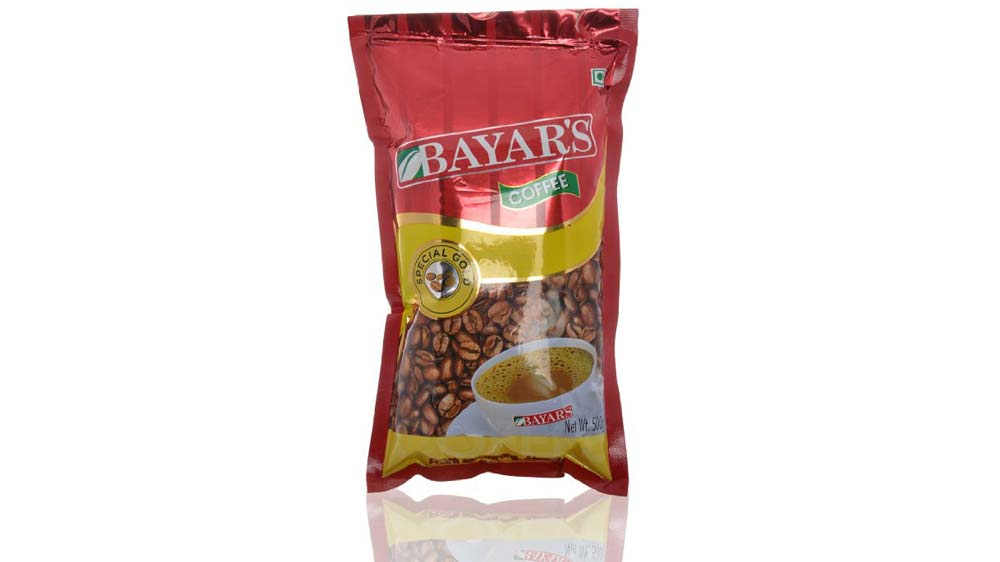 Bayar's Coffee wins award