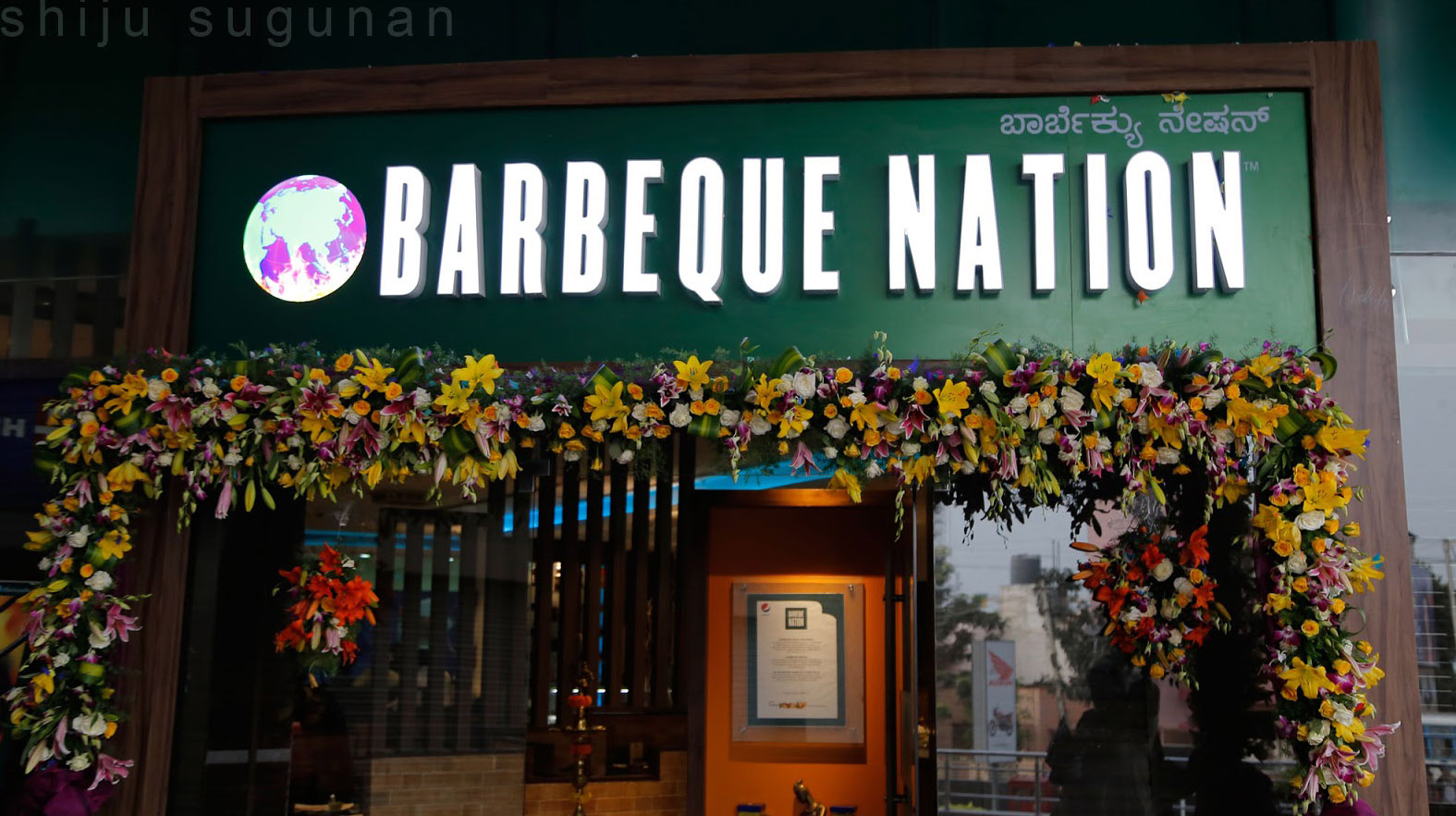 Barbeque Nation ranked one of the top 10 places to work in India for the year 2017