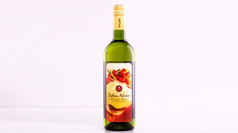 Bring in the festive season with Pause\'s dessert wine \'Indian Nectar\'