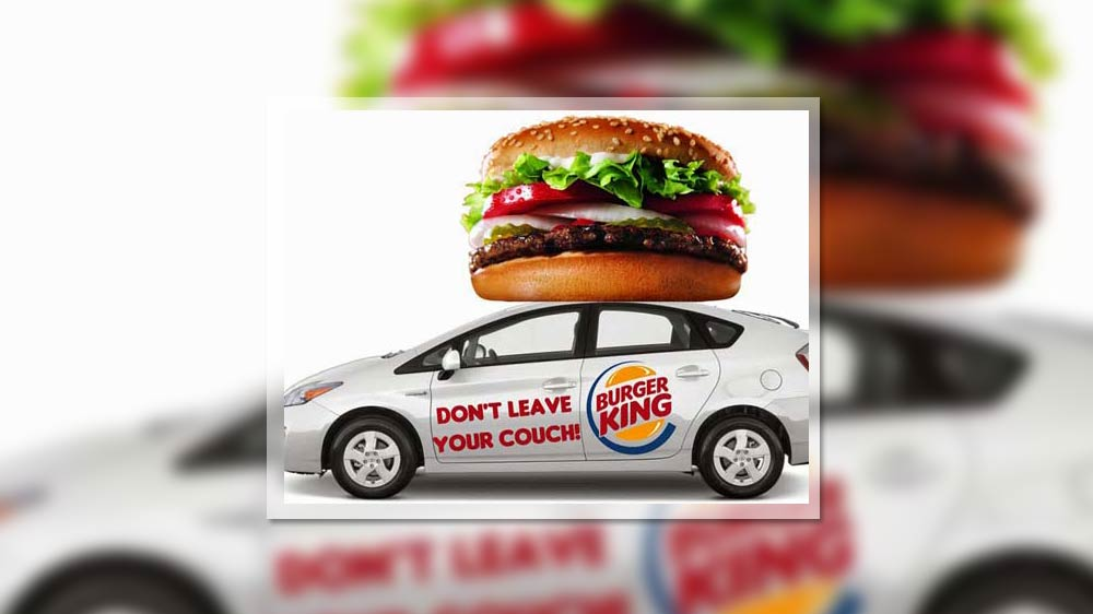 Burger King enters home delivery services in India