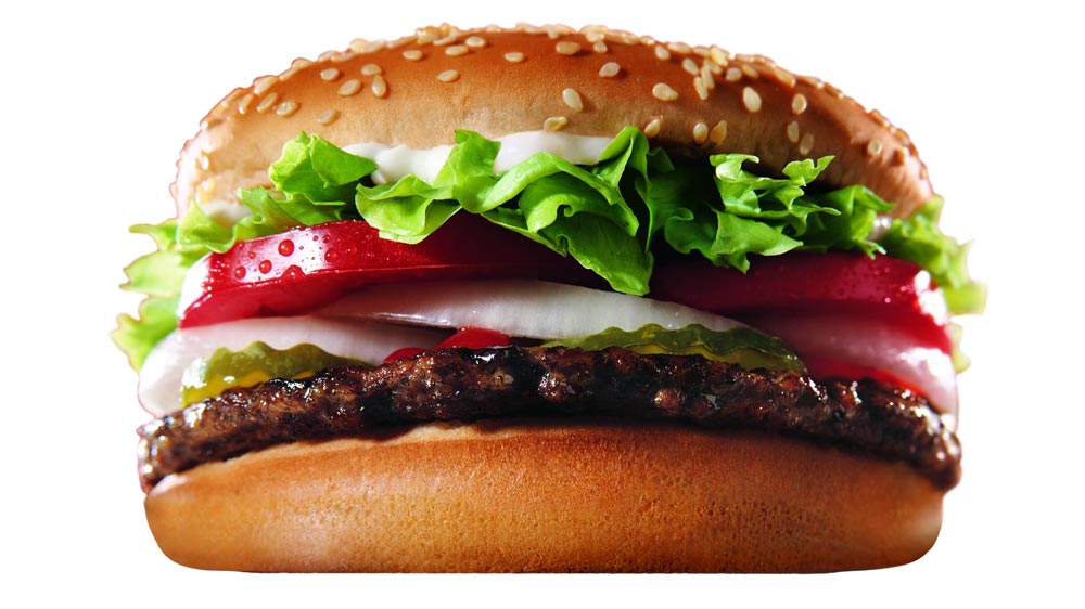 Burger King to introduce Beef-free Whoppers in India