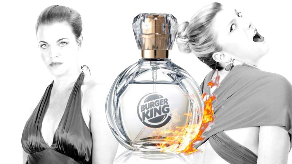 Burger King to launch \'flamed grill\' perfume in Japan