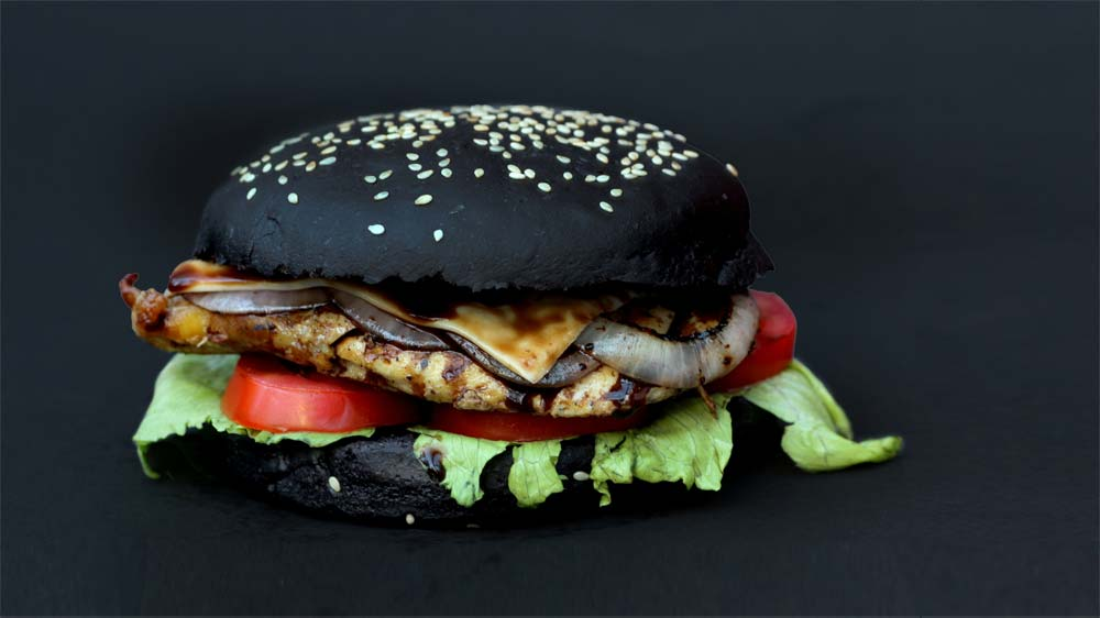 Burger King to sell black burgers in the US after Japan