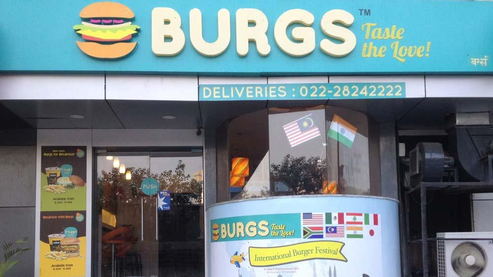 BURGS opens door in Mumbai