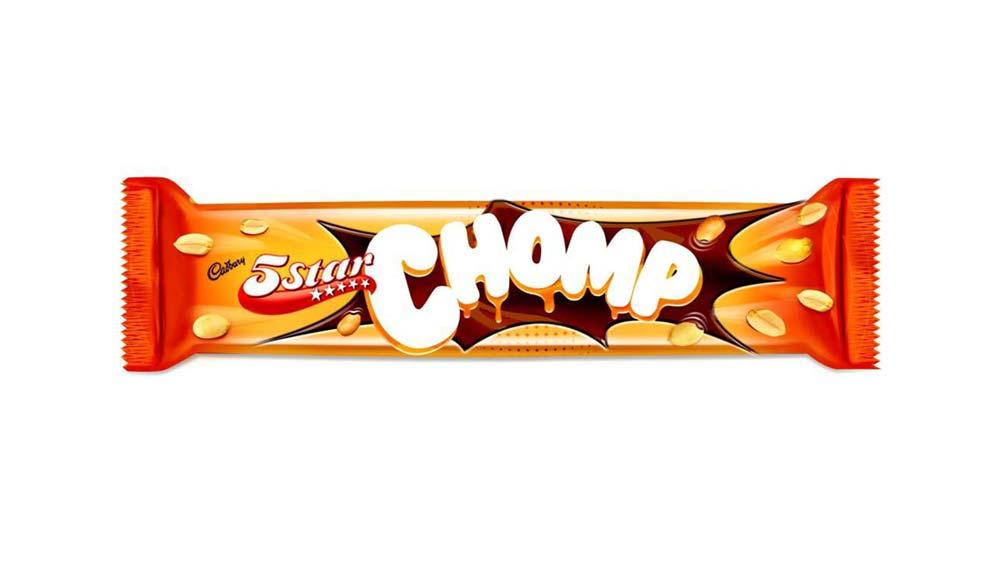 Cadbury launches 5 Star Chomp