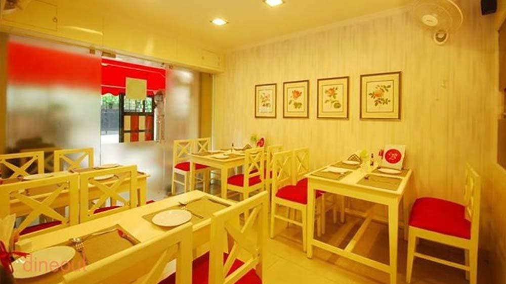 Cafe 23 Now in Kolkata