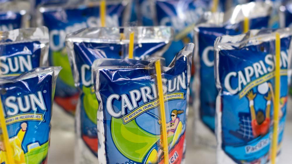 Capri-Sun makes India debut