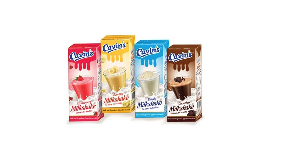 Cavinkare launches milkshakes