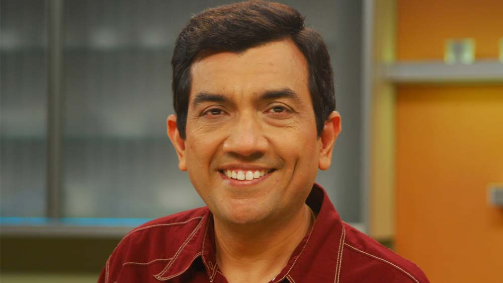 Celebrity chef Sanjeev Kapoor launches \'FoodFood\' in US