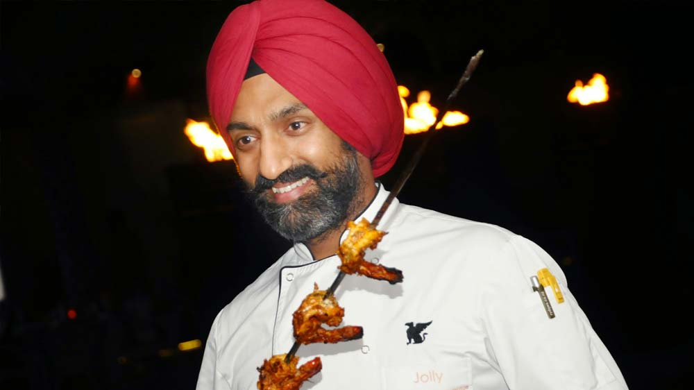 Chef Jolly Joins Marriott