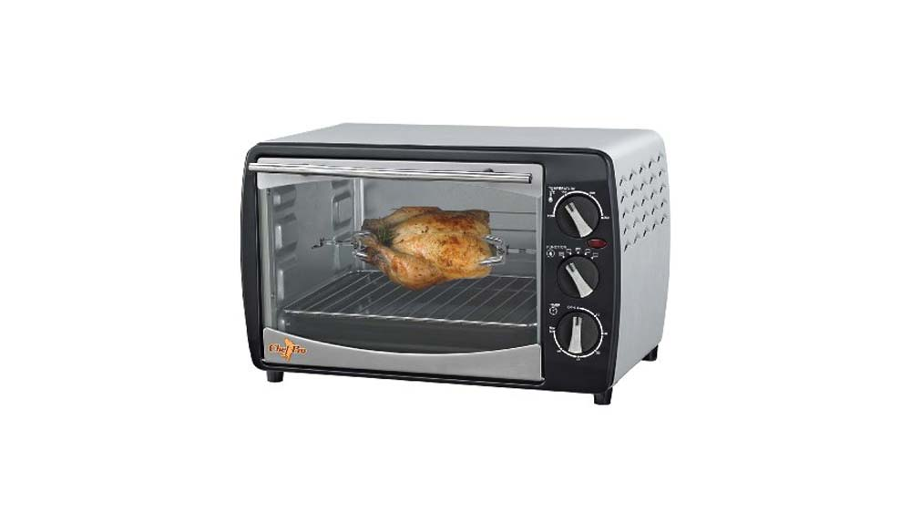 Chef Pro brings Oven Toaster Grillers