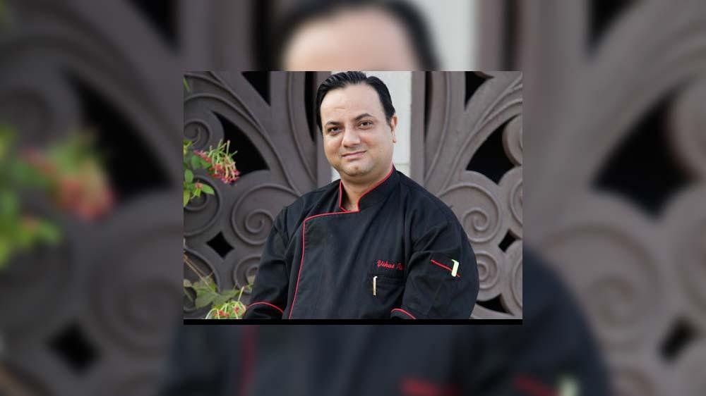 Chef Vikas Pant appointed as Executive Chef at Radisson Blu, Paschim Vihar