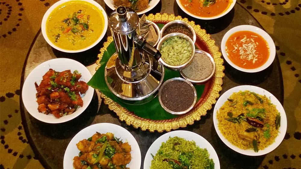 Chettinad food fest in Visakhapatnam