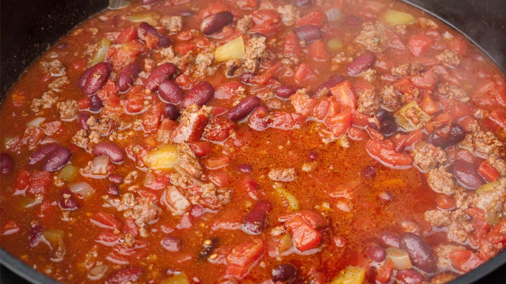 Chilli food fest at Four Points