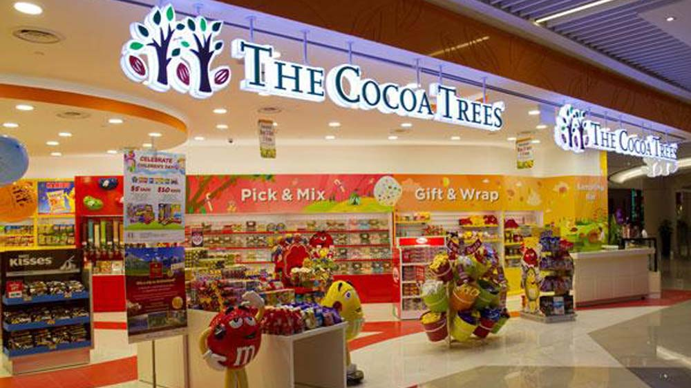 Cocoa Trees Brand in India