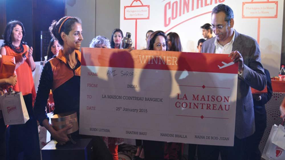 Cointreau announces India\'s first women bartender