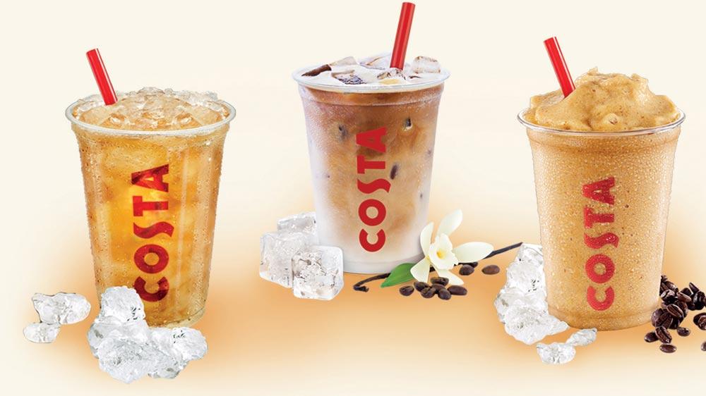 Costa launches 'Costa Ice'