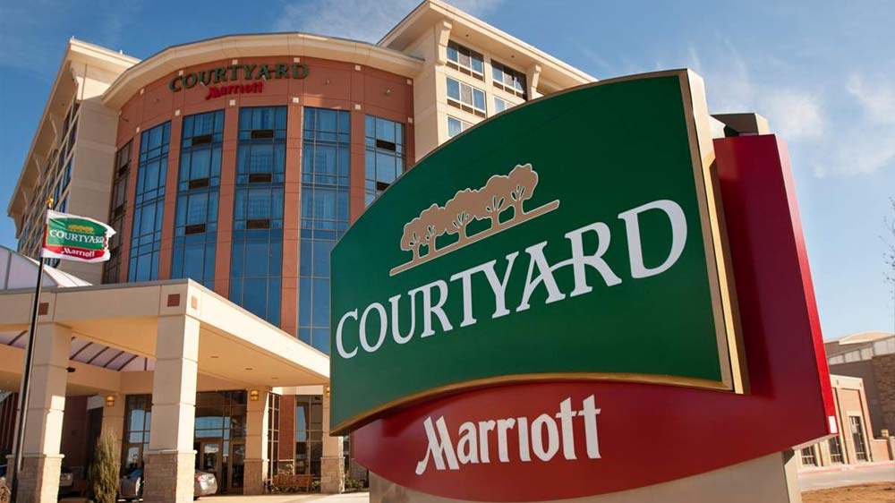 Courtyard, Marriott Gurgaon wins 'Best Business Hotel of North India 2015'