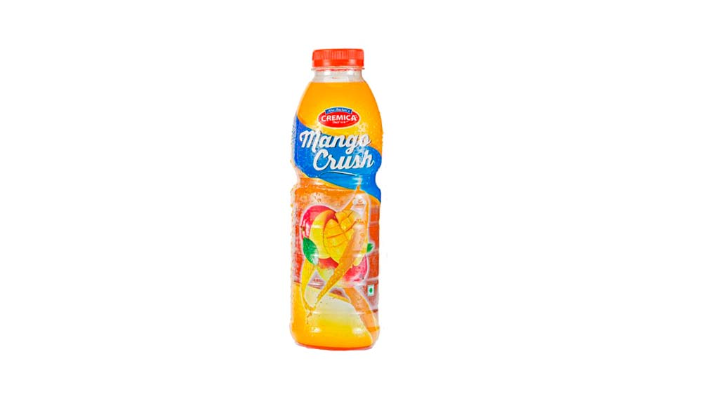 Cremica Launches Juicy Crushes