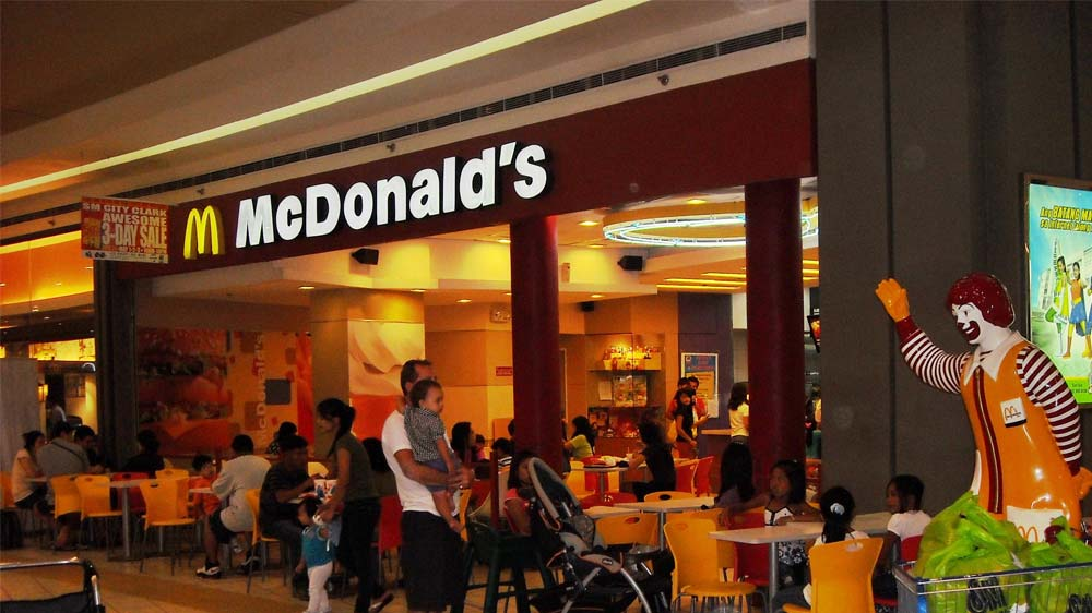 mcdonalds expansion in india