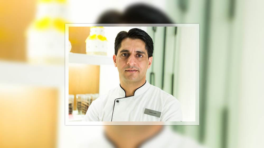 Deepak Yadav appointed as Pastry Chef at Courtyard by Marriott Gurgaon
