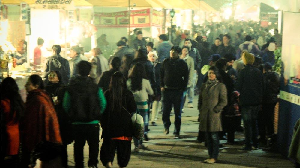 Delhi's street food festival