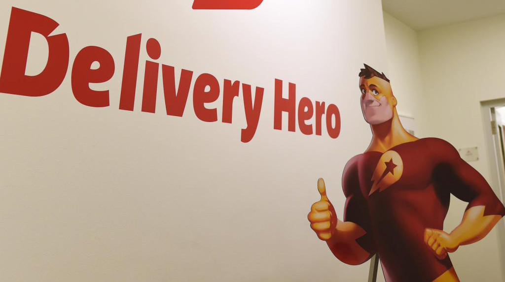​Delivery Hero raises 387 million euros from Naspers