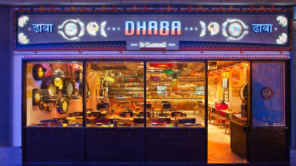 Dhaba by Claridges now in Delhi