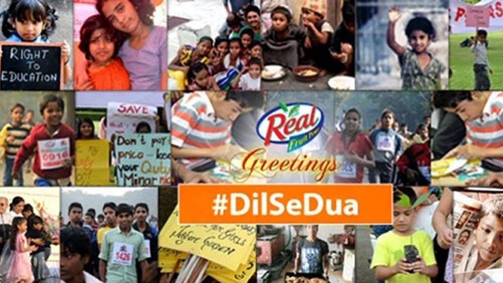 Dil Se Dua, a Campaign by Real