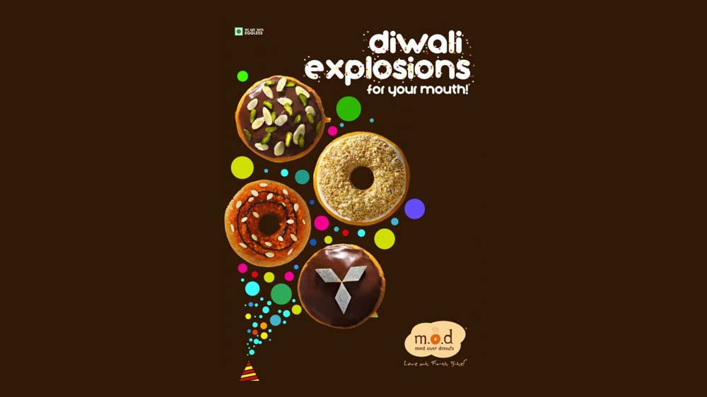 Diwali Explosion by Mad Over Donuts