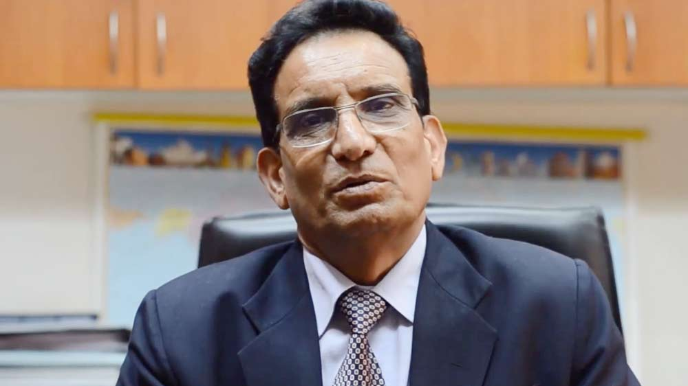 Dr Yadav as Director, WUWM, to Attract Investment in India