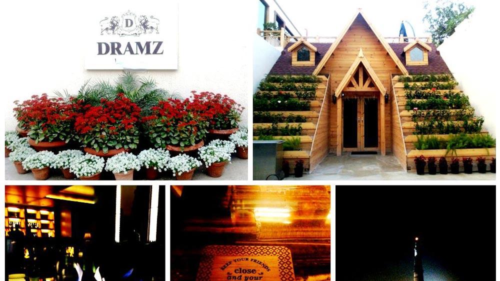 'Dramz' enters Delhi