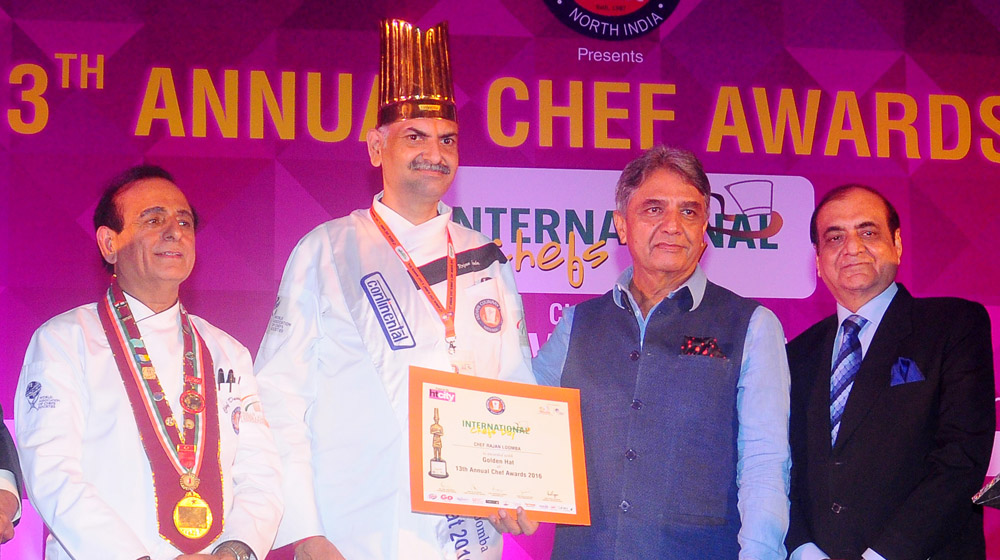 Prominent chefs of India come together for Annual Chef Awards