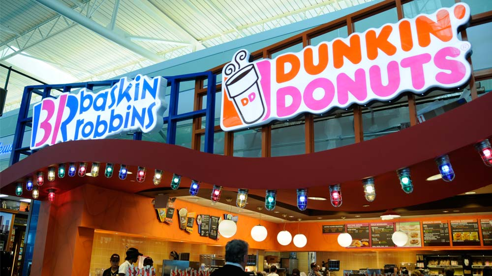 Dunkin Donuts opens its first outlet in Ahmedabad