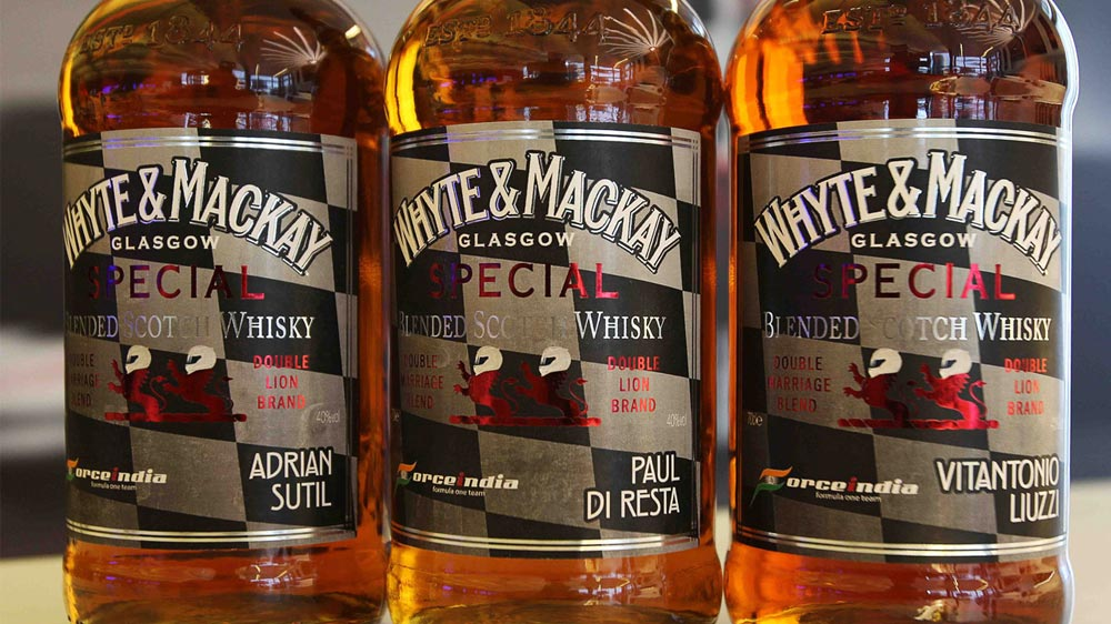 Emperador to buy Whyte & Mackay