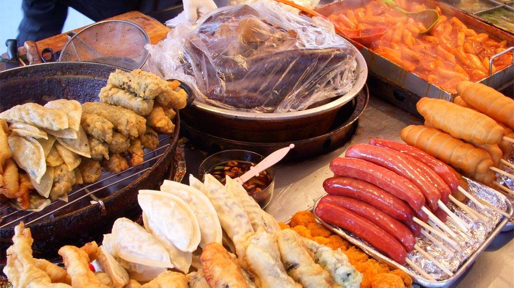 Famous street food live on Tradus.com