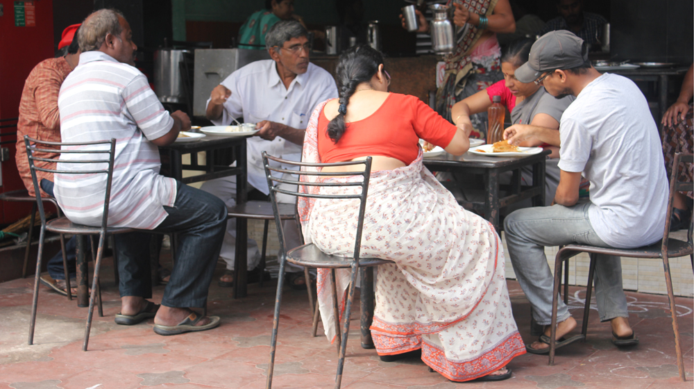 Demonetisation hits hard on the face of city-based eateries