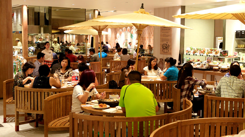 Pollution Control Board to close down the food court at Huda City Centre soon