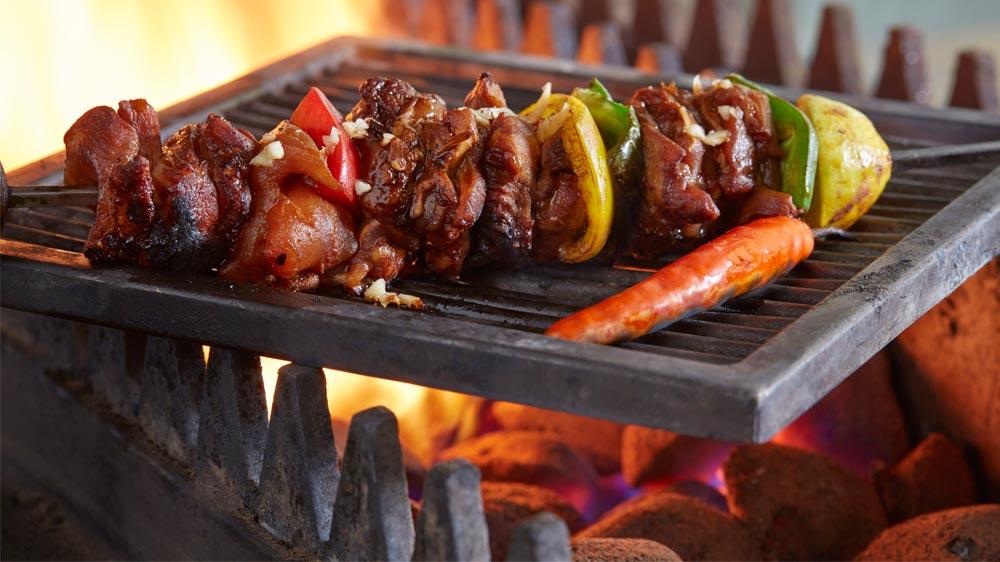 Food fest at Barbeque Nation